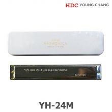 [견적가능] 영창 하모니카 YH-24M 24홀 트레몰로