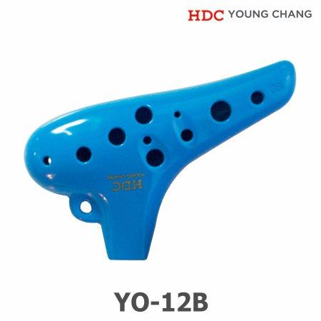 [견적가능] 영창 알토 오카리나 YO-12B 블루