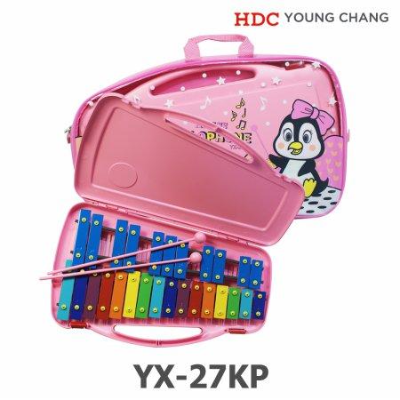 [견적가능] 영창 실로폰 YX-27KP 핑크