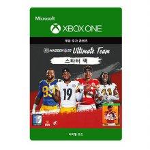 메이든 NFL 20 : 슈퍼스타 에디션 [XBOX ONE] [디지털 코드]