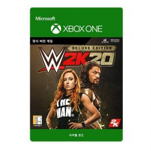 WWE 2K20: DIGITAL DELUXE [XBOX ONE] [디지털 코드]