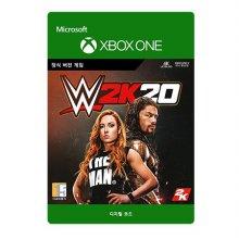 WWE 2K20 [XBOX ONE] [디지털 코드]