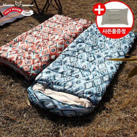 빈슨메시프 마몬 머미형 침낭-북유럽 감성 하우스 캠핑 침낭