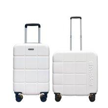 프레지던트 쿠비코 20+24 2종세트 여행용캐리어 여행가방 화물용 캐리어