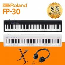 [견적가능] 롤랜드 디지털피아노 FP-30 FP30 88건반 스테이지형 화이트