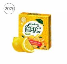 쏠라씨20정 레몬맛 x 20개