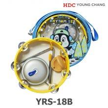 영창 리듬악기세트 YRS-18B 블루