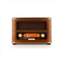 캔스톤 우든 레트로 블루투스 라디오 스피커 TR-3300