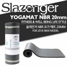 슬레진저 NBR 20mm 요가매트