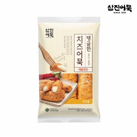 탱글한 치즈어묵(매콤한맛) 300g