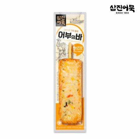 어부의 바 1개 (콘치즈맛) 80g