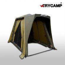 트라이캠프 FO-15EF + 이지시트 + 하프플라이 낚시 텐트