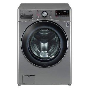 드럼 세탁기 F21VDD (21kg, 포질감지기능, 스마트페어링, 5방향터보샷, 식스모션, 모던스테인리스)