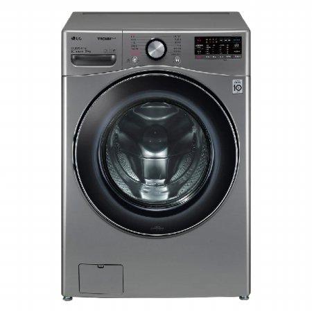 드럼세탁기 F21VDD [21KG/포질감지기능(신규)/스마트페어링(신규)/5방향터보샷/식스모션/모던스테인리스]