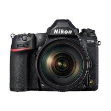 [발매이벤트]D780 DSLR 카메라 렌즈KIT[블랙][본체+24-120mm]