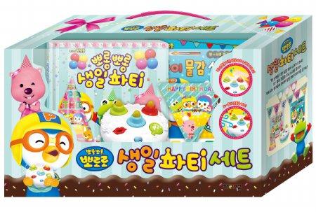 [키즈아이콘] 뽀로로 생일 파티 세트