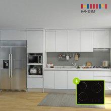 [24%즉시할인]프리모SS(+키큰장+냉장고장/ㅡ자/-3.3m이하)