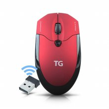 TG-M7000G 무선마우스 (레드)