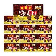 [롯데제과] ABC 초코쿠키 50g  X 12개