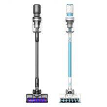 차이슨 무선청소기 M500퀀텀(화이트) +물걸레키트+거치대+침구브러쉬+추가필터