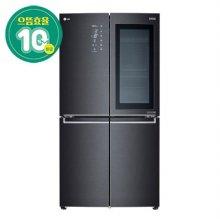 4도어 냉장고 노크온 매직스페이스 F873MT75E [870L]