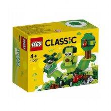 [레고] 클래식 초록색 창작 브릭 11007
