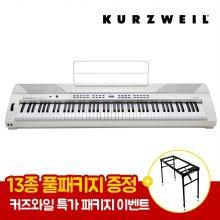 [히든특가] 커즈와일 KA-90 화이트 디지털피아노 KA90 거미다리스탠드증정