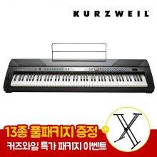 [히든특가] 커즈와일 KA-120 디지털피아노 KA120 정품 쌍열스탠드 증정