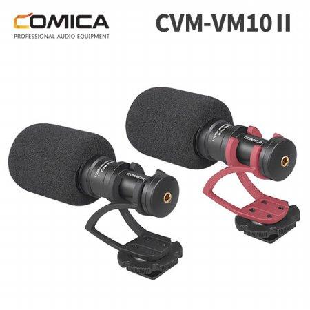 코미카 지향성 컨덴서 샷건 마이크 CVMVM10Ⅱ(B)