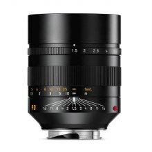 [라이카] Leica Summilux-M 90mm f/1.5 ASPH