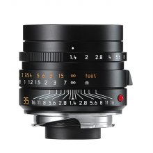 [라이카] Leica Summilux-M 35mm f/1.4 ASPH Black