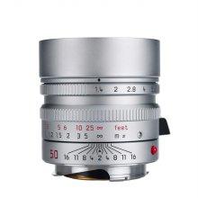 Leica Summilux-M 50mm f/1.4 ASPH 6 Bit Silver