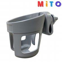 미토 유모차 컵 홀더 킥보드 컵홀더 자전거 컵홀더