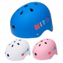 미토 헬멧 어린이 유아 킥보드 인라인 자전거 헬멧