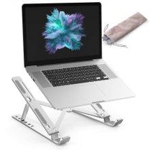 EZ NFS1 노트북 폴딩 알루미늄 스탠드