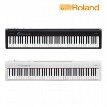 [히든특가] 롤랜드 디지털피아노 FP-30 FP30 88건반 스테이지형 2컬러 (화이트/블랙)