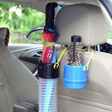 차량용 뽕망치 우산걸이 1개(색상랜덤)