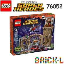 레고 76052 배트맨 클래식 TV 시리즈 배트케이브 BR