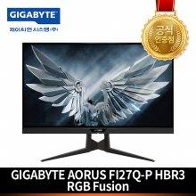 GIGABYTE AORUS FI27Q-P HBR3 RGB Fusion 제이씨현