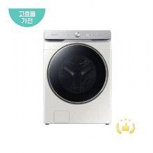 드럼 세탁기 WF24T9500KE [24KG/버블워시/무세제통세척/올인원컨트롤/초강력워터샷/스마트컨트롤/그레이지]