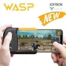 NEW WASP 한손 게임패드 아이폰X XS XS MAX 갤럭시 S20 S20+ 울트라
