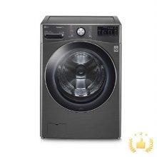 드럼세탁기 F24KDD [24KG/인버터DD모터/스마트진단/트루스팀/5방향터보샷/6모션/블랙스테인리스]