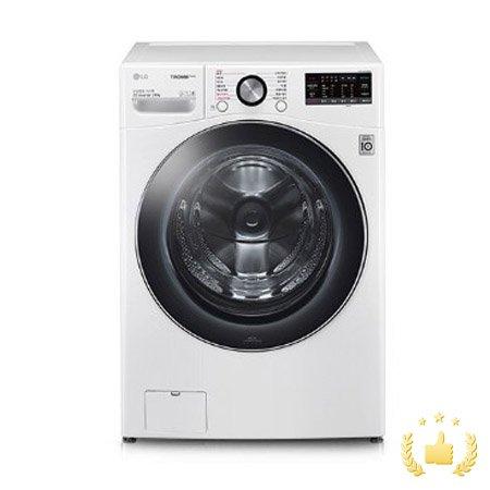 드럼세탁기 F24WDD [24KG/인버터DD모터/스마트진단/트루스팀/5방향터보샷/6모션/화이트]