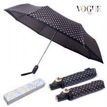 3단 델타나염 완전자동 우산