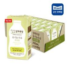 상하목장 유기농우유 저지방 200ml 24팩