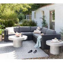 Avignon lounge corner sofa