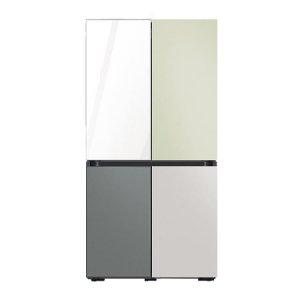 [온라인 90대 한정특가] 비스포크 4도어 냉장고 RF85T92P1AP (850L)