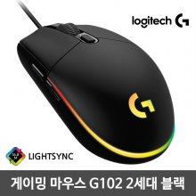 G102[2세대]블랙][로지텍코리아정품]