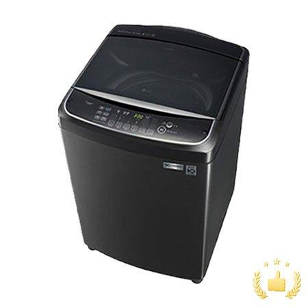일반세탁기 T20BVT [20KG/인버터 DD모터/식스모션/터보샷/블랙스테인리스]