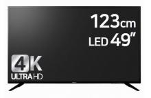 프레스티지 4K UHD TV HDR (스탠드) / A49UH